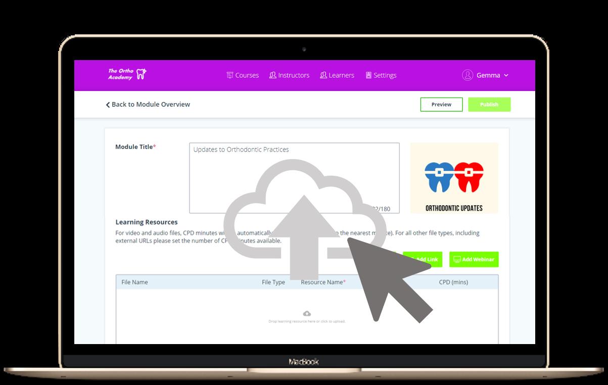 Custom design your platform